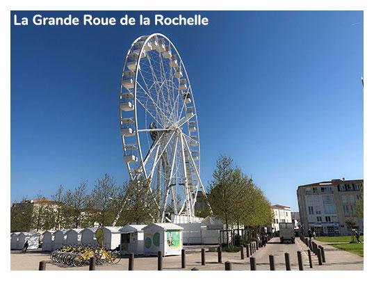 la grande roue la rochelle centre ville